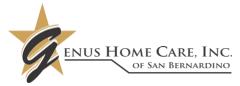 Genus Home Care, Inc. of San Bernardino
